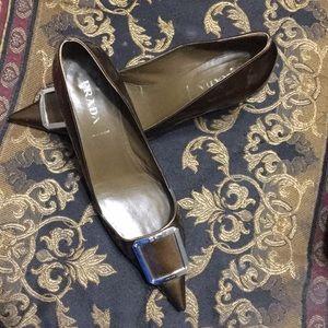 Authentic Prada Shoes Euro 40